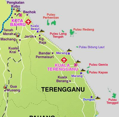 Malaysia Itineraries Rough Guides